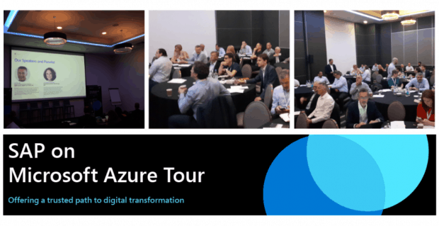 SAP on Azure Event 23.04.2019 5