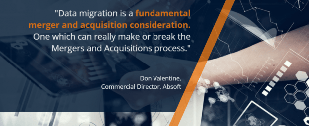 Mergers and Acquisition - The importance of Data Migration