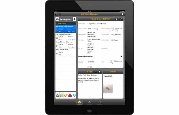 SMP - (Image © SAP AG)